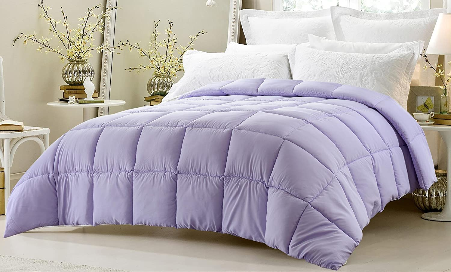 Down Alternative Comforter - Fits Pillow Top Beds - King