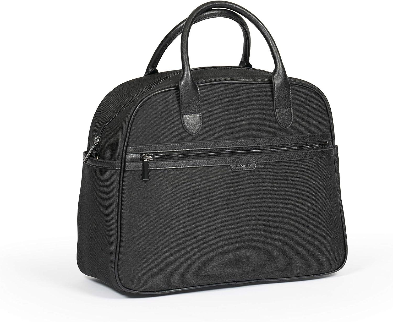 Black Twill iCandy Peach Bag
