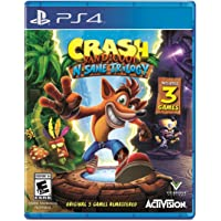 Crash Bandicoot N. Sane Trilogy for PlayStation 4 by Activision