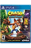 Crash Bandicoot: N Sane Trilogy for PlayStation 4 - Standard Edition