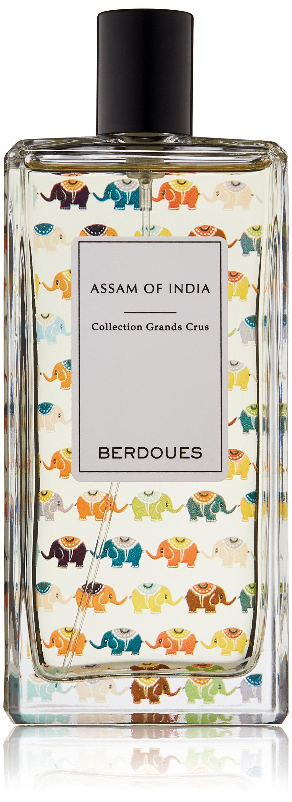 BERDOUES Eau de Parfum Spray - Assam Of India, For Women and Men (Unisex) 3.4 fl.oz.