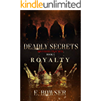 Deadly Secrets Royalty Book 5: Brothers that Bite book cover