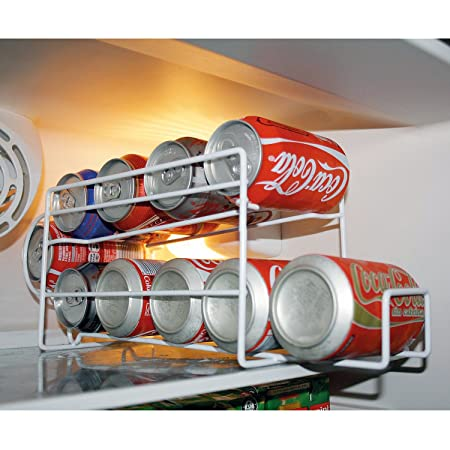 Protenrop 2854553 - Dispensador de latas, color blanco: Amazon.es ...