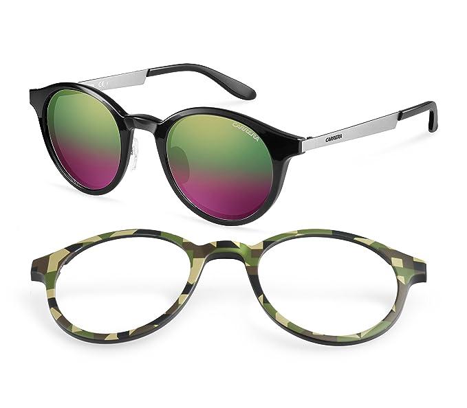 Carrera - Gafas de sol Redondas 5022/S Interchangeable ...