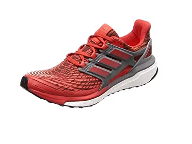 adidas Energy Boost, Chaussures de Running Compétition Femme, Noir (Core Black/Footwear White/Footwear White), 40 2/3 EU