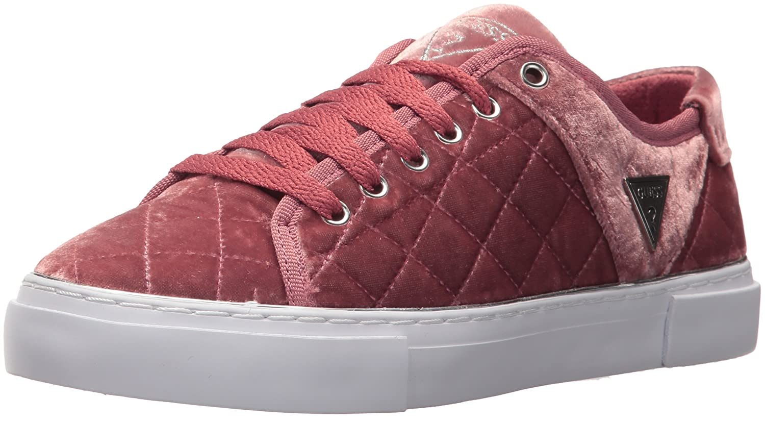 GUESS Women's Goodone2 Sneaker B074V26VKG 9 B(M) US|Light Pink