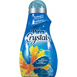Purex Crystals In-Wash Fragrance Booster, Fresh Spring Waters, 48 Ounce