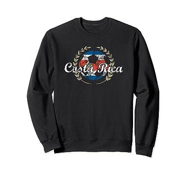 Amazon.com: Costa Rica Soccer Shirt World Futbol Fan Team ...