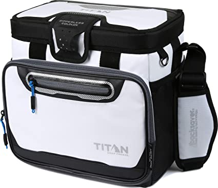 8a38f72d5f Arctic Zone Titan 16 Can Zipperless Cooler  Amazon.ca  Sports   Outdoors