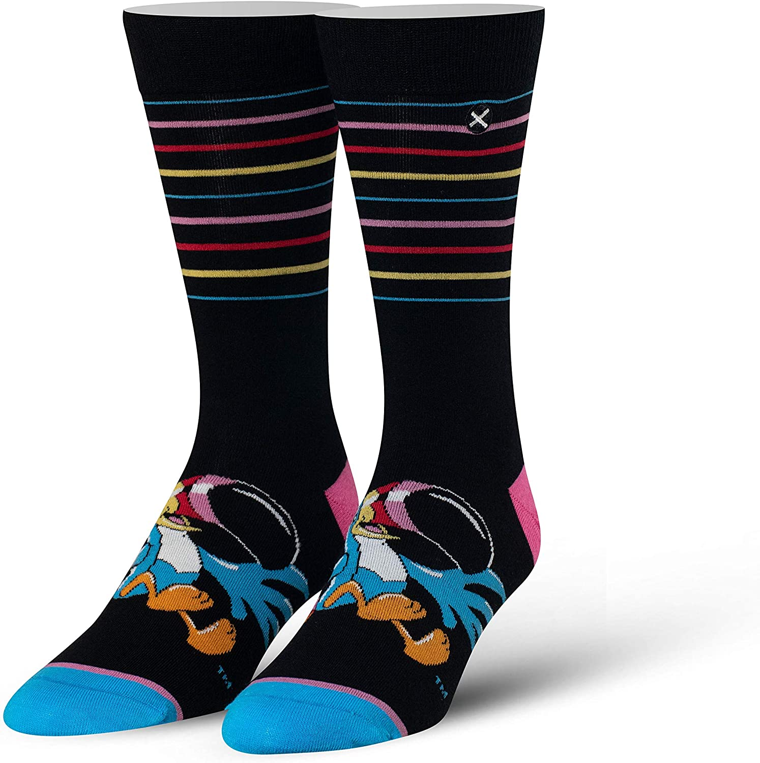 Odd Sox, Unisex, Officially Licensed, Popular Designs, Dress Socks, Novelty Business Cool