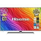 ハイセンス 50V型 液晶 テレビ 50A6500 4K 外付けHDD裏番組録画対応 HDR対応 2018年モデル
