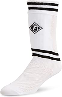 Franklin Sports ACD Sockfeets Shin Guard, (Assorted Colors)