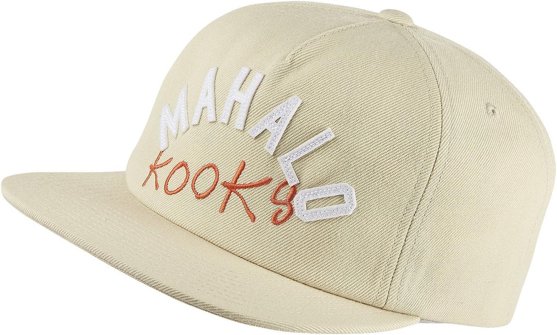 Hurley Mens AH9625 Mahalo Kooks Adjustable Hat