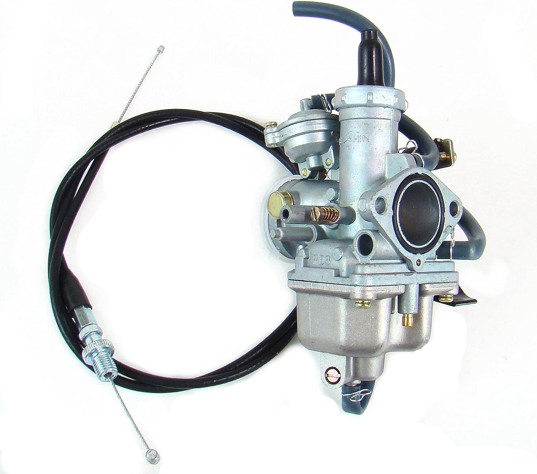 MothAr Carburetor /& Air Filter for Honda CRF150F CRF 150F 2003-2014