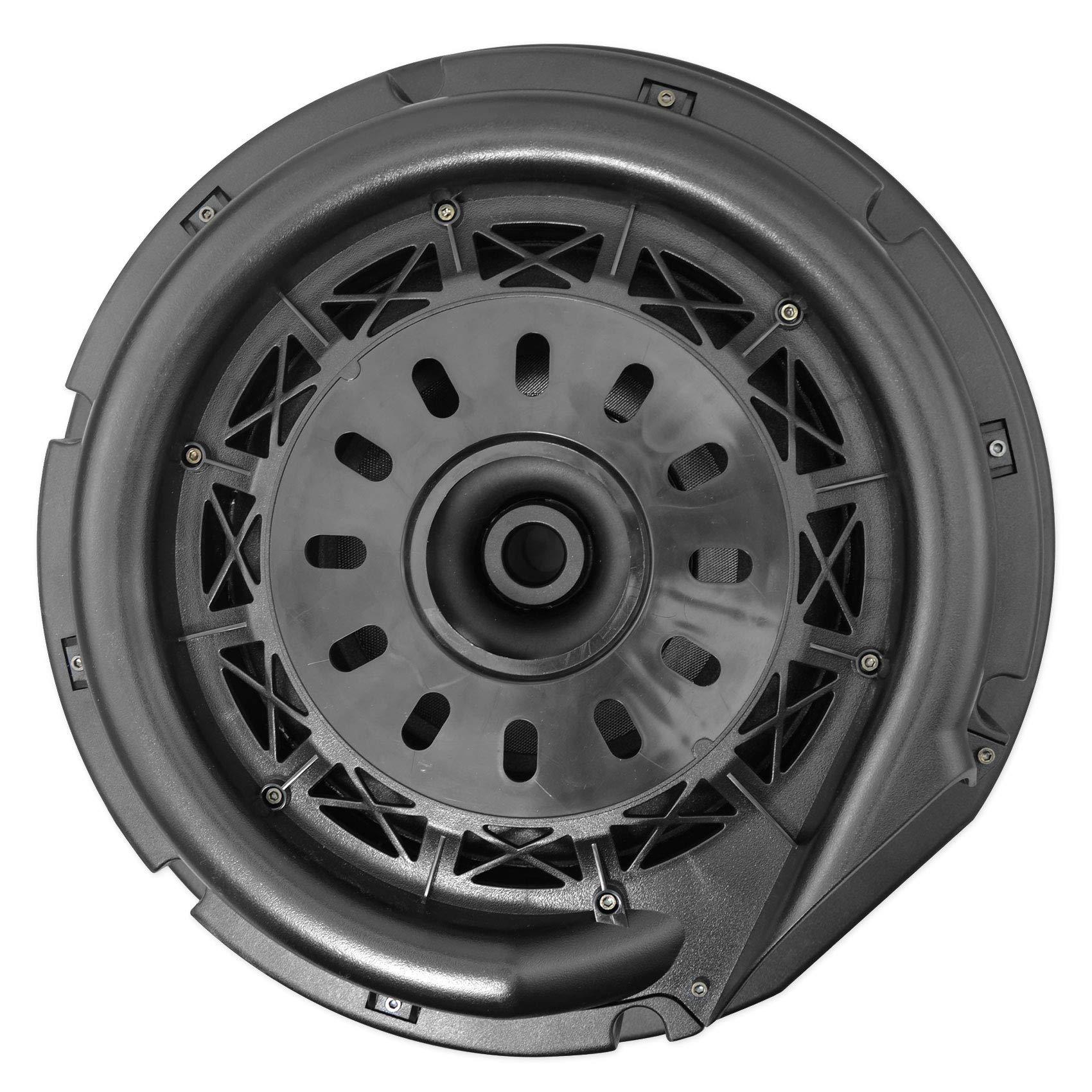 Bassface TWEETERSPL5C.2 200w 0.75 Inch 20mm Car Pure Silk Dome SQ Tweeters Pair