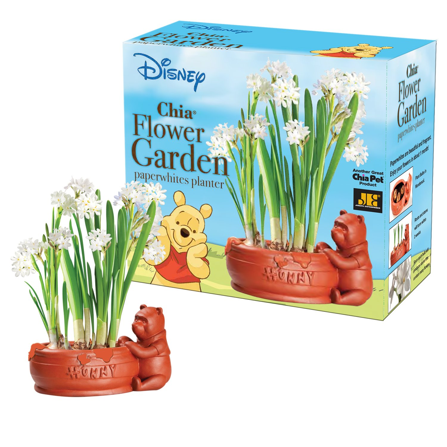 Chia pet herb garden - Amazon Com Chia Winnie The Pooh Flower Garden Planter Discontinued By Manufacturer Plants Garden Outdoor