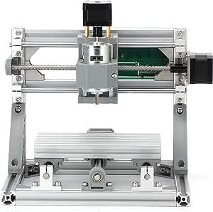CNC Router Kits XYZ Working Area 160x100x45mm