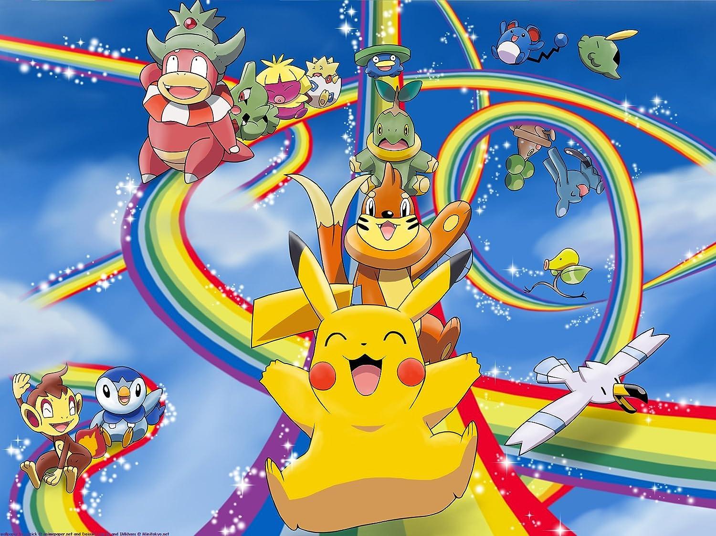 Pokemon Pikachu Comestible Decoración Para Tarta para imagen ...