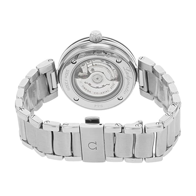 Amazon.com: Omega De Ville Ladymatic Automatic Stainless Steel Ladies Watch 425.30.34.20.05.001: Omega: Watches
