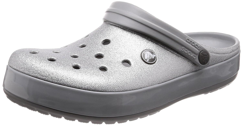 Crocs Crocband Glitter, Sabots Femme