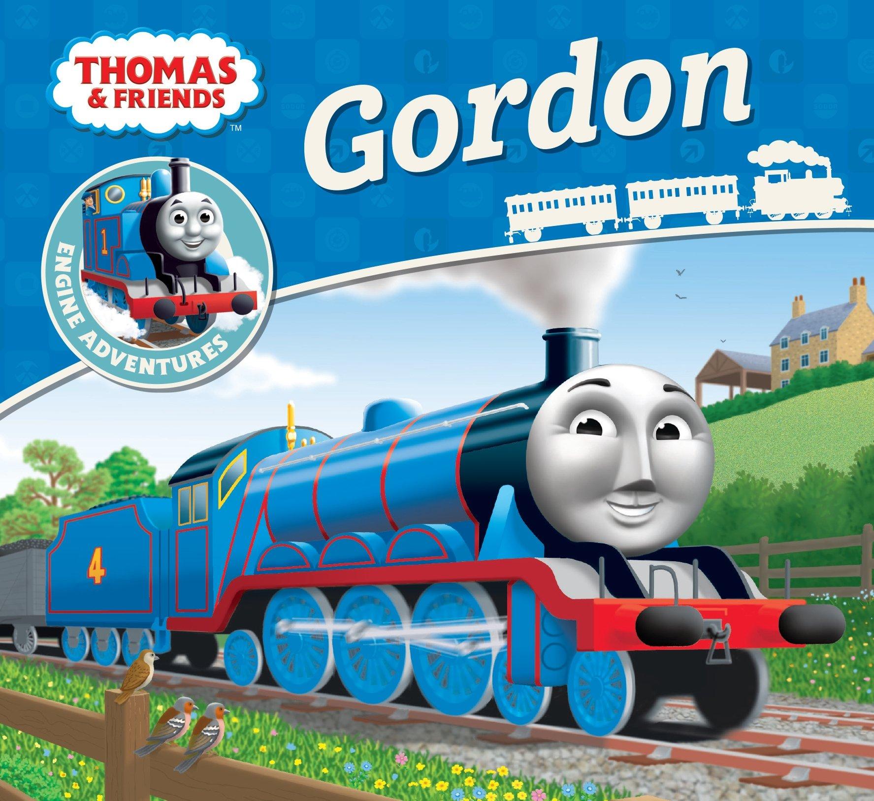 Uncategorized Thomas And Friends Gordon thomas friends gordon engine adventures amazon co uk w awdry 9781405279826 books
