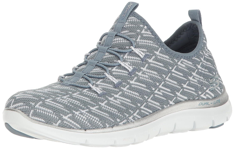 Skechers Women's Flex Appeal 2.0 Insight Sneaker B01IVNG9BQ 5.5 B(M) US|Slate