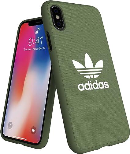 Adidas Originals Adicolor Moulded Case Hellgrün Für Das Iphone Xs X Elektronik