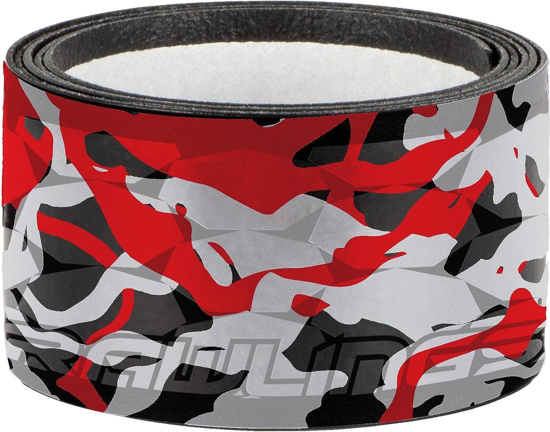 Rawlings 1.00mm Bat Grip Red Red Wave Gray /& Black 1.00mm Bat Grip