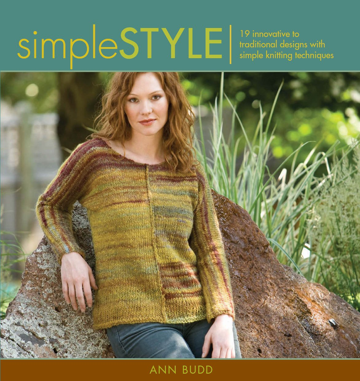 Download Simple Style: Innovative to Traditional 17 Inspired Designs to Knit (Style series) ebook