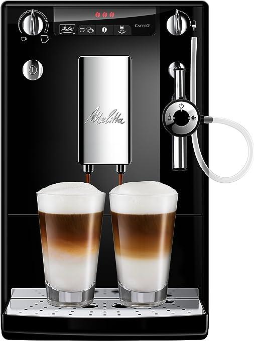 Melitta Caffeo Solo&Perfect Milk E957-101 - Cafetera Automática ...
