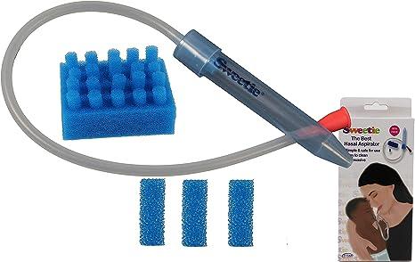 Sweetie Baby - Filtros de higiene para aspirador nasal, Estra 23 Filters: Amazon.es: Bebé