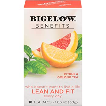 Bigelow Benefits Citrus & Oolong Tea