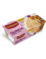 Brillante quinoa blanca y roja - 2 x 125 gr