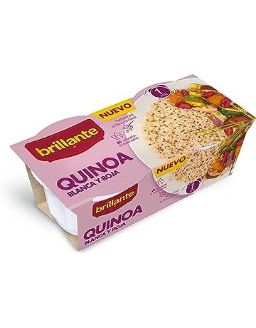 Amazon.es: Integrales - Legumbres, arroces y harinas: Alimentación y bebidas: Quinoa, Arroces, Trigos y mucho más