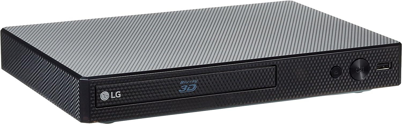LG BP556 - Reproductor de Blu-ray 3D (USB - Plus, HDMI, Smart-Tv ...