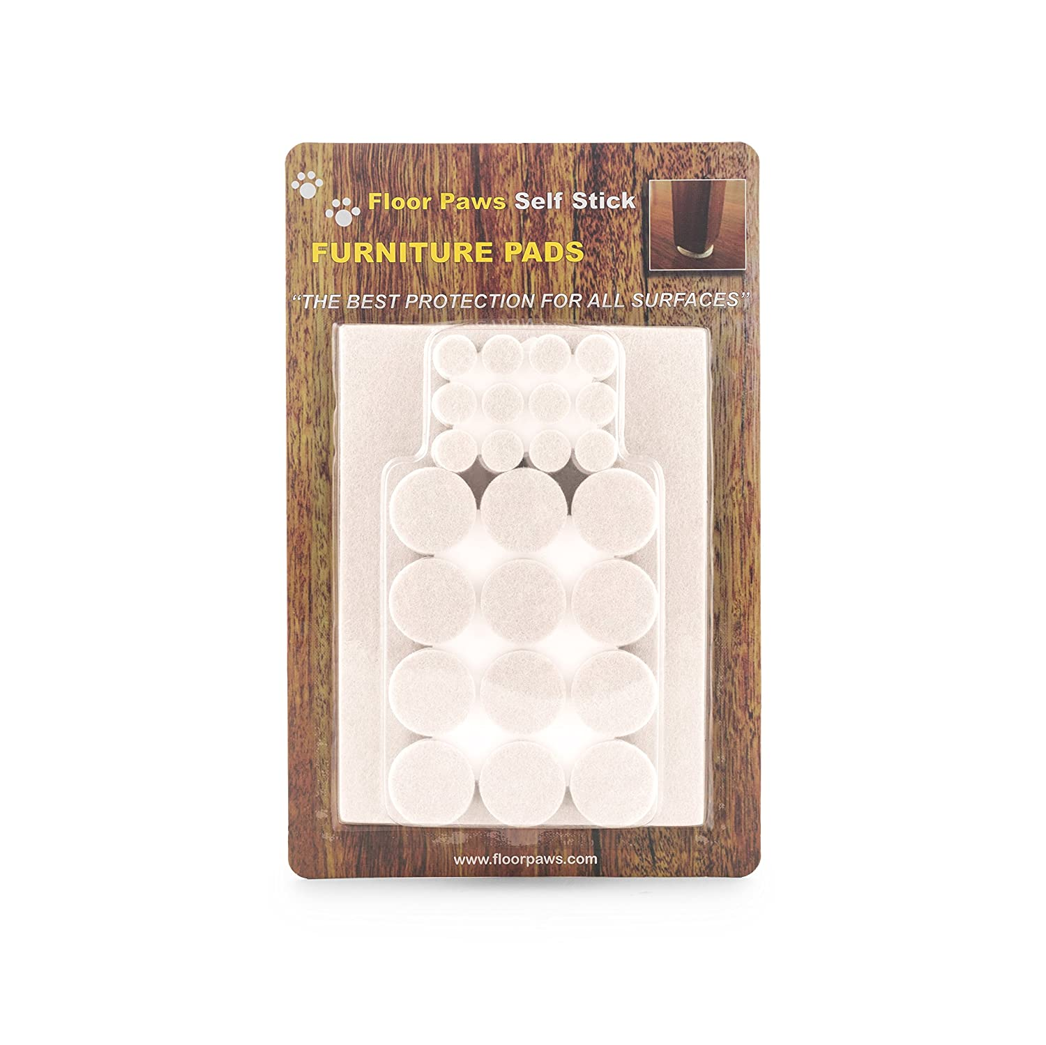 Amazon Best Furniture Pads 96 Adhesive Felt Furniture Pads