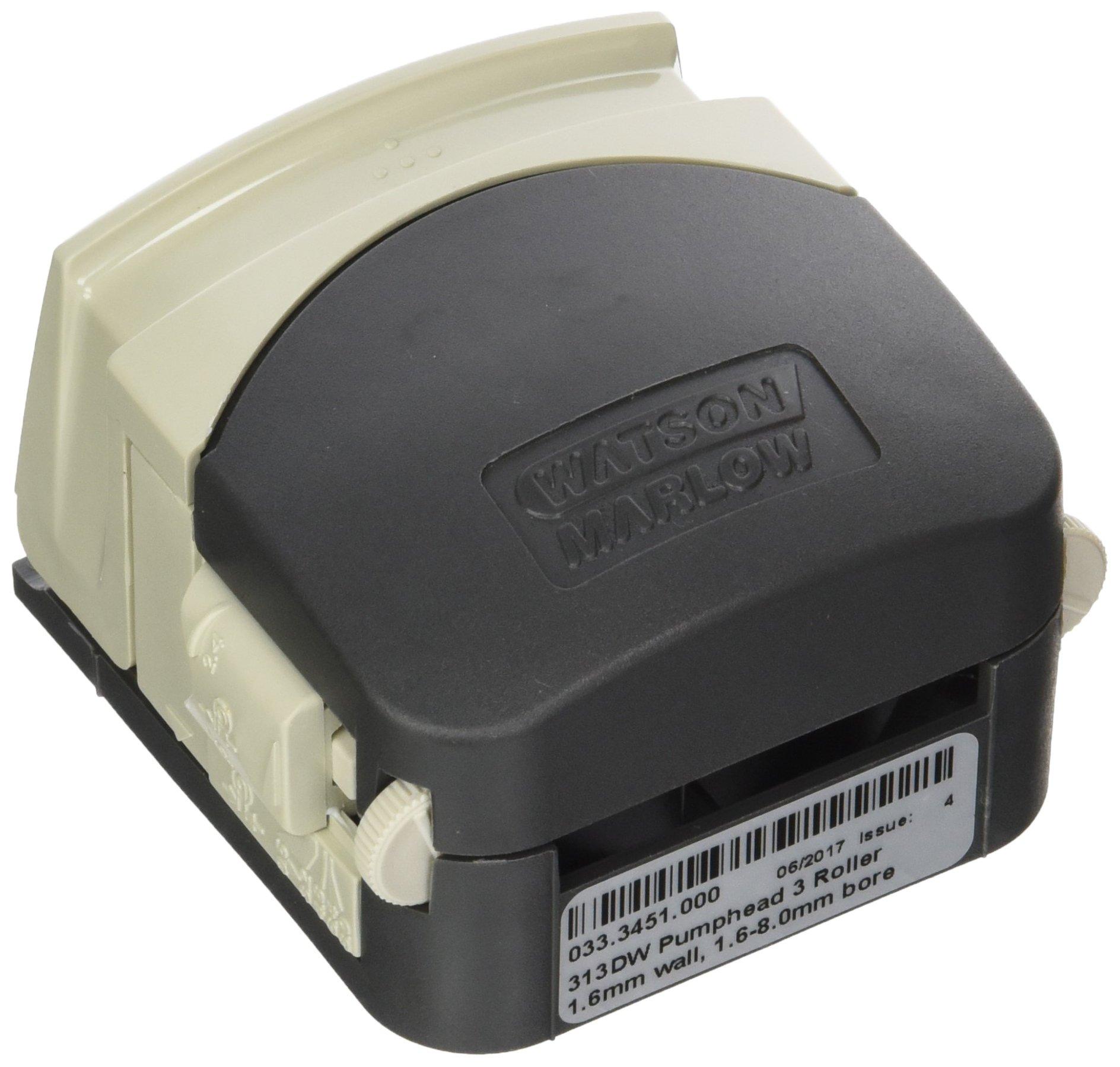 Watson-Marlow 033.3451.000 313D 3-Roller Pumphead