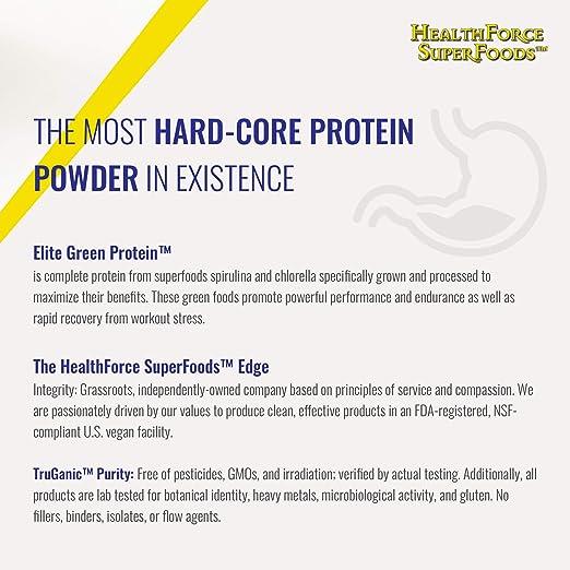 Amazon.com: Guerrero Alimentos: Elite Verde Proteínas Cool ...
