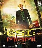 CSI:マイアミ コンパクト DVD‐BOX シーズン6