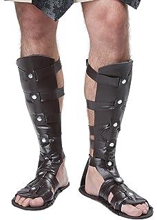 3a98e6c4156d05 Amazon.com  Funtasma by Pleaser Men s Halloween Roman-15 Boot ...
