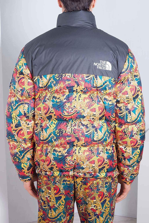 Piumino Nuptse 1992 Multicolor The North Face Uomo