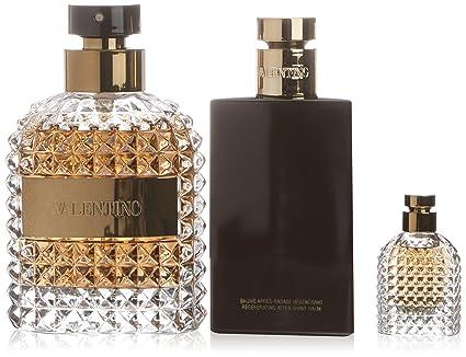Valentino Uomo - Agua de perfume, 3 piezas, 200 gr