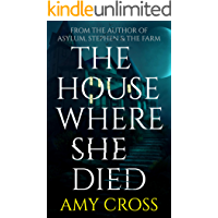 The House Where She Died book cover