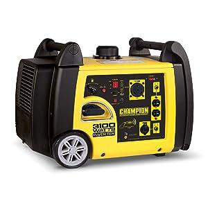 Champion 75531i 3100 Watt Inverter Generator