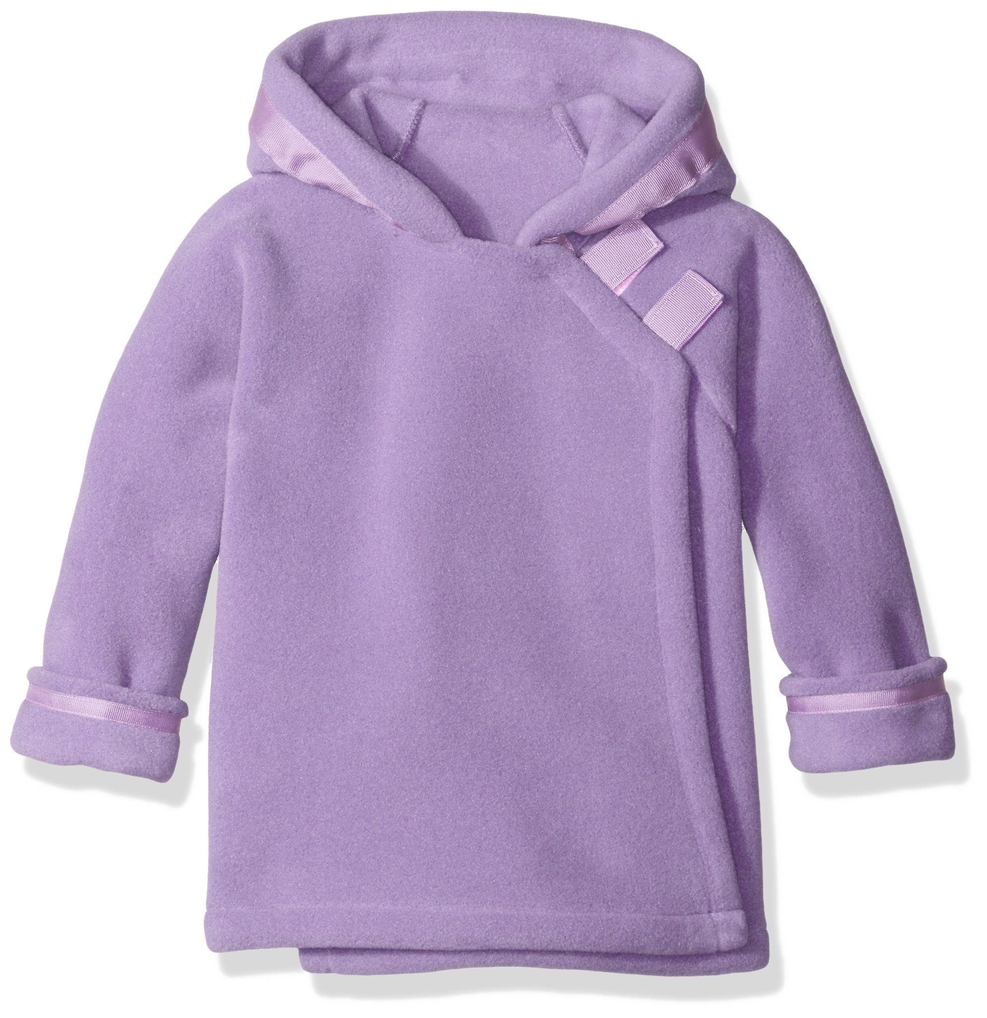 Widgeon Baby Hooded Toggle Sweater Coat Cksslate Grey 4