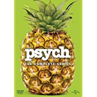 Psych: The Complete Series (DVD)