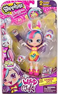 Shopkins Season 9 Wild Style Shoppies - Rainbow Kate