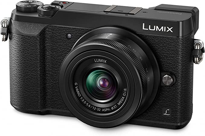 Panasonic Lumix DMC-GX80K - Cámara EVIL de 16 MP, Pantalla de 3 ...