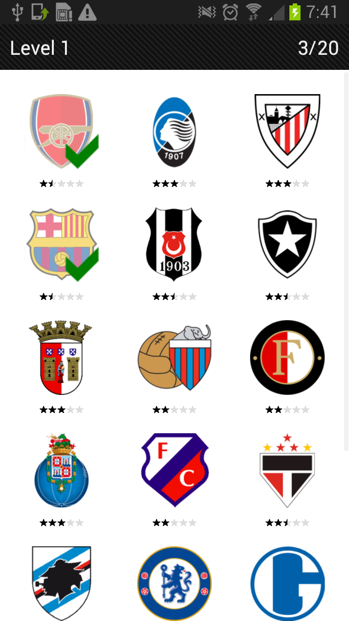 Molto Amazon.com: Logo Quiz - Football Clubs: Appstore for Android OD76