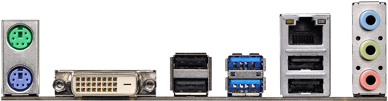 Asrock H110 Pro Btc Motherboard Intel 1151 Socket Computers Accessories